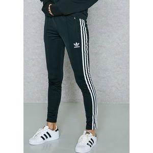 Adidas SST Track Pant Trefoil Logo Sz XXS